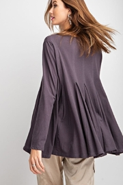 easel Swingy Tunic Top - Side cropped