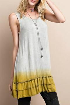 easel Ombre Tank Tunic - Alternate List Image