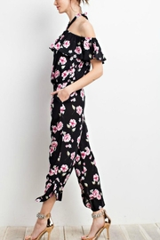 easel The Michelle Romper-Jumpsut - Back cropped
