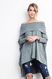 easel The Parker Top - Front cropped
