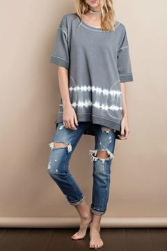 Shoptiques Product: Tie Dye Tunic