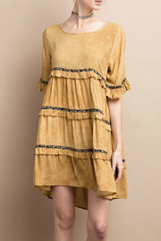 easel Woven Dress - Product Mini Image