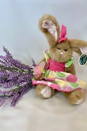 deannas Easter bunny with pink polka dot dress - Product Mini Image