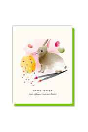 Driscoll Design Easter Cottontail Card - Product Mini Image