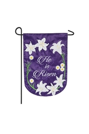 Evergreen Enterprises Easter Garden Flag - Product Mini Image