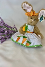 DeAnnas  Easter Rabbit with carrot dress - Product Mini Image