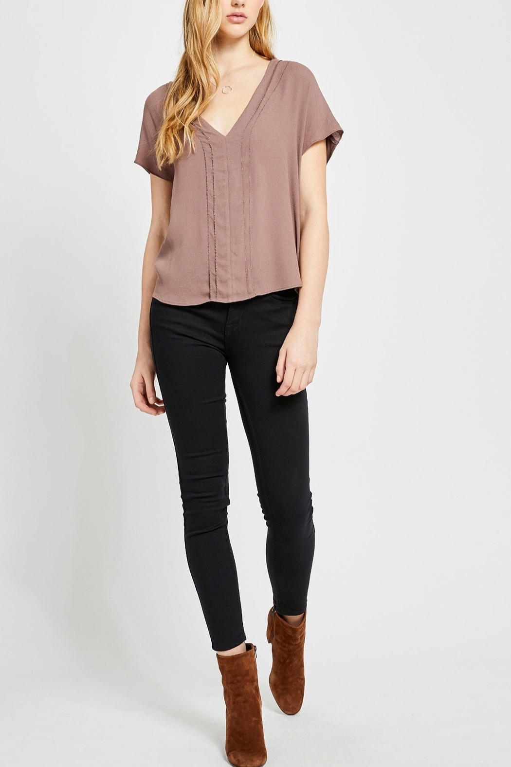 Gentle Fawn Easterly Blouse - Main Image