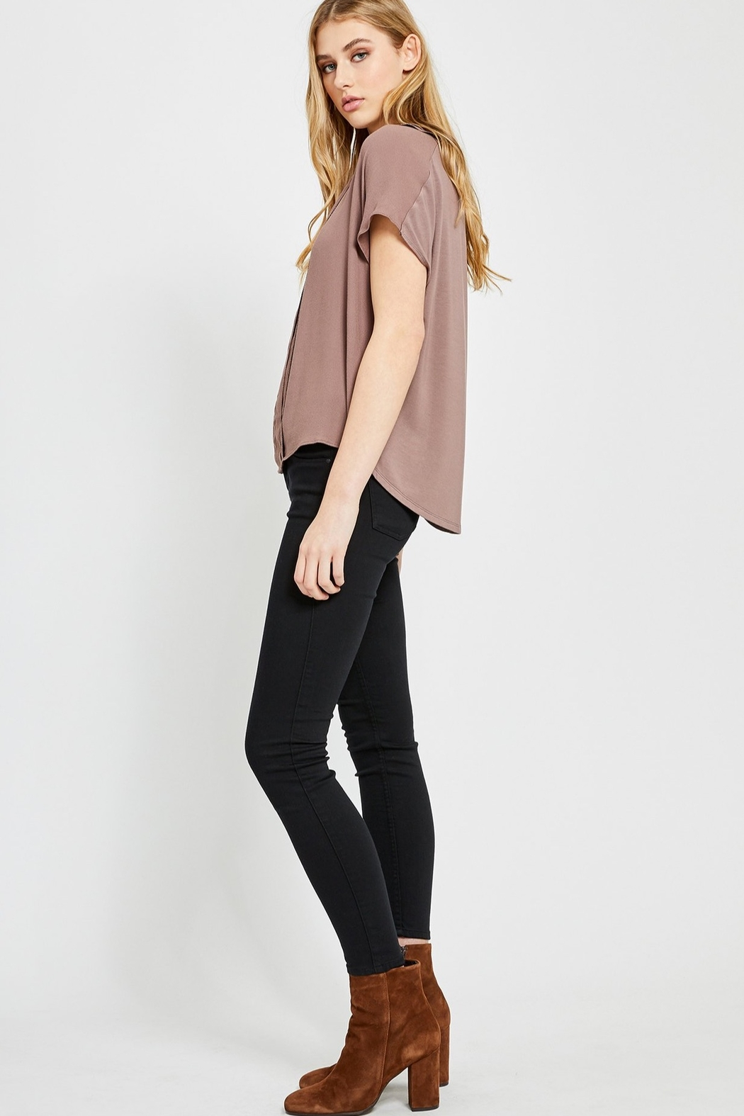 Gentle Fawn Easterly Blouse - Front Full Image