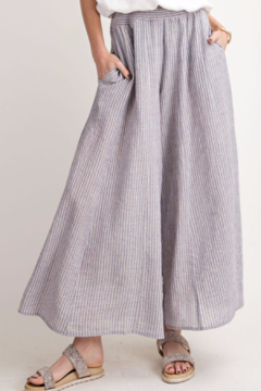 Wishlist Easy Breezy Striped Pants - Product List Image