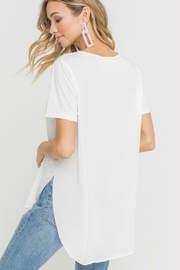 Lush Easy Breezy T - Side cropped