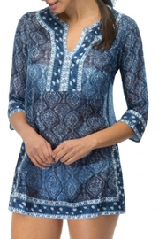 Gretchen Scott Easy Breezy Tunic - Front cropped