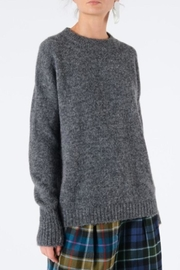 Tibi Easy Cozy Pullover - Product Mini Image