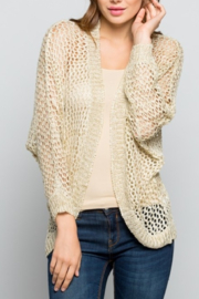GeeGee Easy Day Cardigan - Front cropped