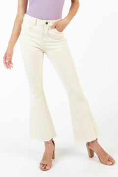 Sadie & Sage Easy Daze High Waisted Kick Flare - Product List Image