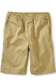 Tea Collection Easy Does It Twill Shorts - Product Mini Image