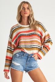 Billabong Easy Going Sweater - Front cropped