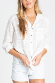 Billabong Easy Moves Button Up - Front cropped