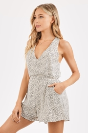 Very J  Easy Romper - Product Mini Image