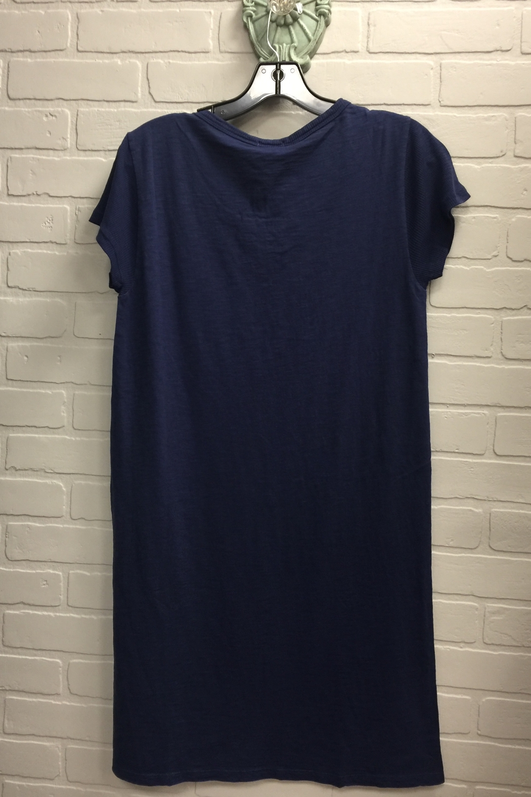 Dylan by True Grit Easy Tee Dress - Front Full Image