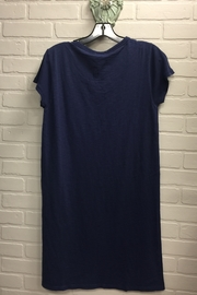 Dylan by True Grit Easy Tee Dress - Front full body