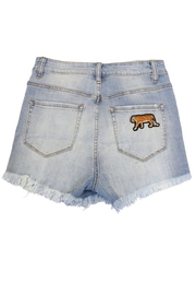 Judith March Easy Tiger Denim Shorts - Product Mini Image
