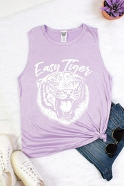 Color Bear Easy Tiger Muscle Tank - Product Mini Image