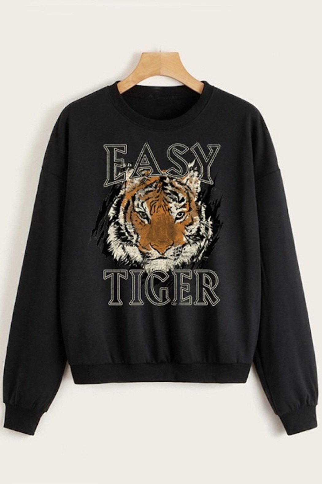 Trend Shop  Easy Tiger Sweatshirt - Main Image