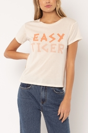 AMUSE SOCIETY Easy Tiger Tee - Product Mini Image