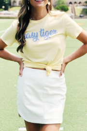 vintage soul Easy Tiger Tee - Product Mini Image