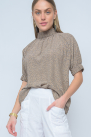 Ivy Jane / Uncle Frank  Easy Tiger Top - Front cropped