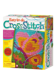 Toysmith Easy to do Cross Stitch - Front cropped