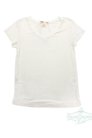 Ragdoll & Rockets Easy Vee Tee - Front cropped