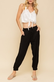 Hem & Thread Easy Wear Jogger - Front cropped