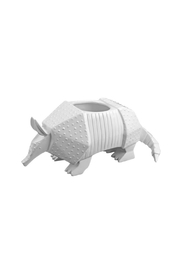 Easy Tiger Armadillo Planter - Front cropped