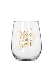 Easy Tiger Wine Snob Glass - Product Mini Image