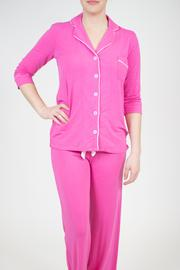 PJ LUXE Modal Pajama Set - Product Mini Image