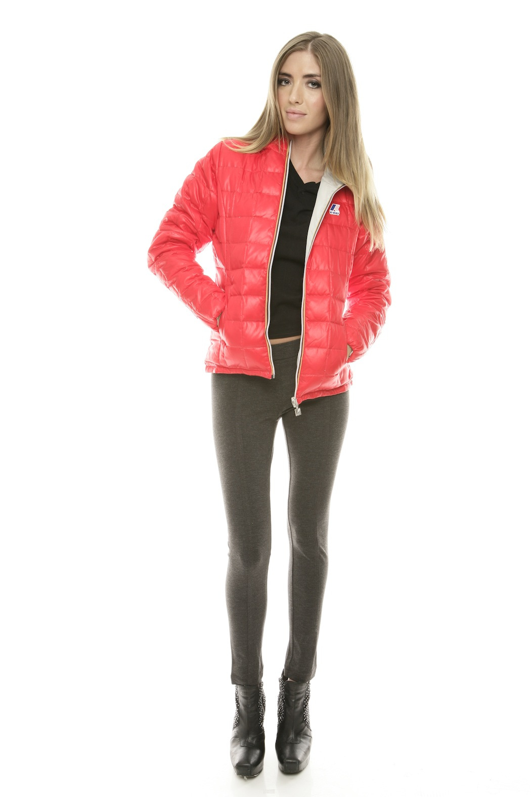 K Way Lily Thermo Plus Coat From Midtown West By Ame Ame