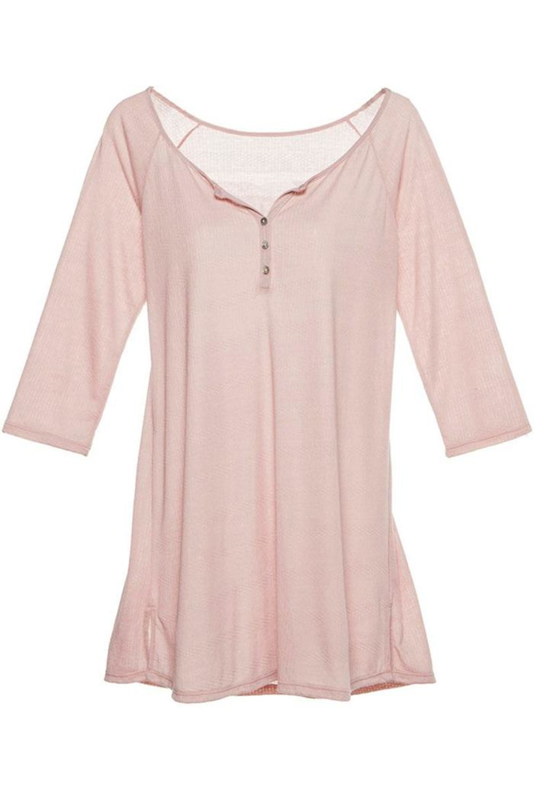 Eberjey Afternoon Delight Chemise - Side Cropped Image