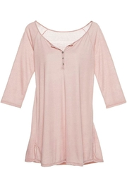 Eberjey Afternoon Delight Chemise - Side cropped