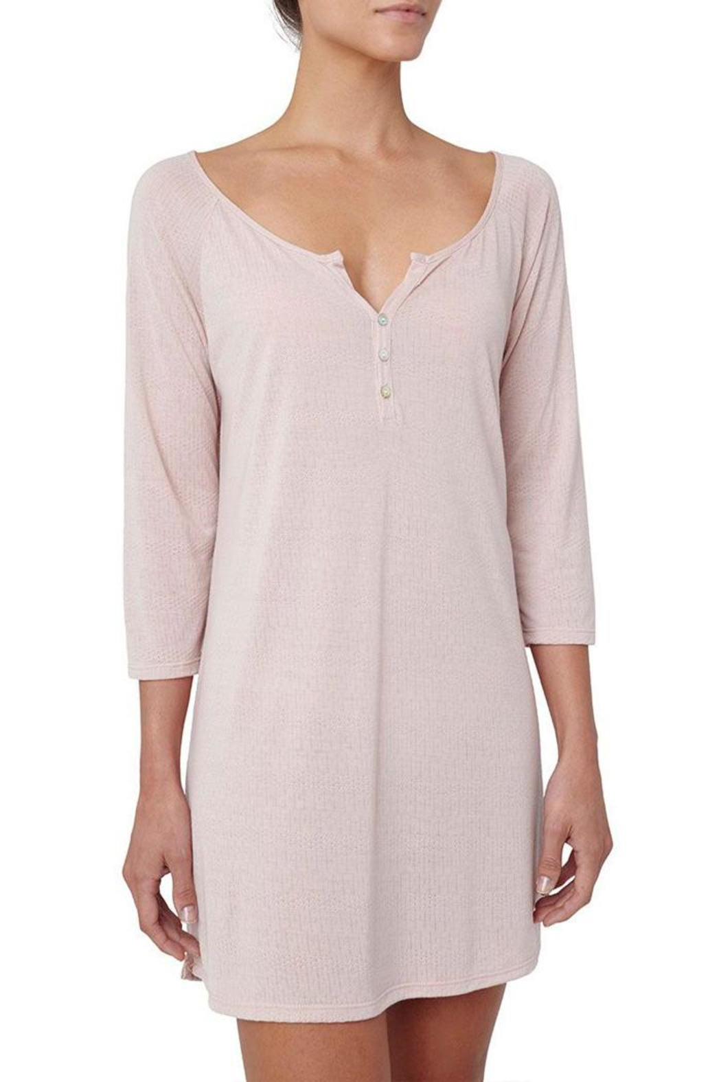 Eberjey Afternoon Delight Chemise - Main Image