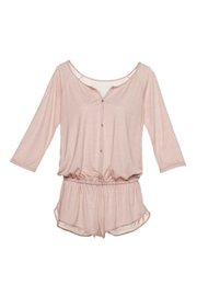 Eberjey Afternoon Teddy Romper - Other