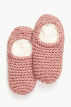 Eberjey Intimates Eberjey Ankle Slipper Sock - Product List Image