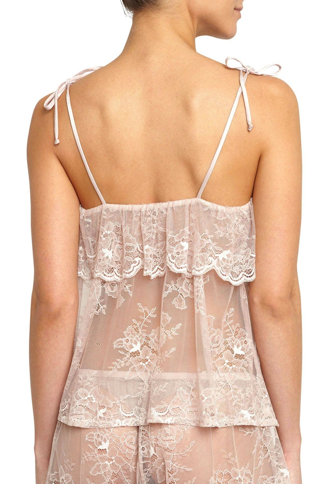 Eberjey Aurora Lace Cami - Front Full Image
