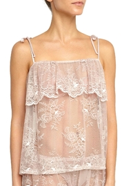 Eberjey Aurora Lace Cami - Front cropped