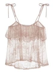Eberjey Aurora Lace Cami - Side cropped
