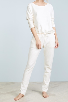 Eberjey Bruna Quilted Pajamas - Product List Image
