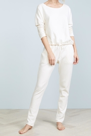 Eberjey Bruna Quilted Pajamas - Front cropped