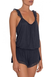 Eberjey Intimates Eberjey Cecilia Enchanted Teddy - Front cropped