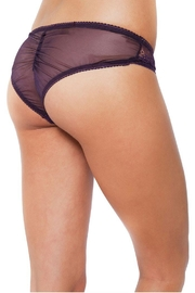Eberjey Clarisse Cinched Hipster - Front full body