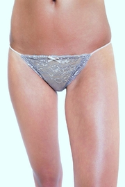 Eberjey Delphine String Thong - Product Mini Image